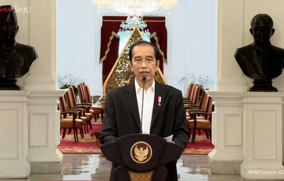 Perintah !!! Jokowi minta Kapolri, Panglima TNI dan Satgas ...